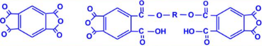 Crosslinking agent for epoxy resin