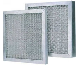 Metal gauze for filtration